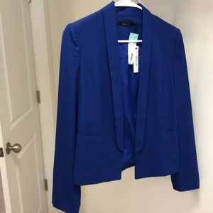 NWT Royal blue blazer
